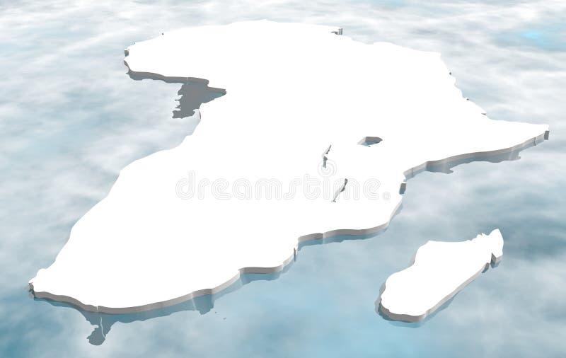 África stock de ilustración