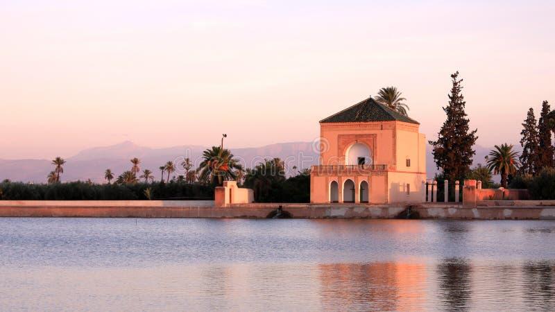 África - Marruecos - Marrakesh fotografía de archivo