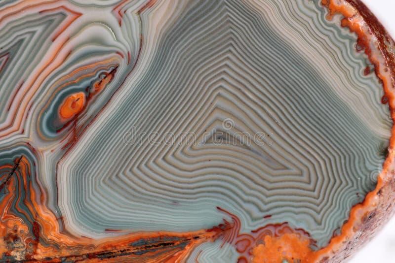 Ágata del lago Superior - macro imágenes de archivo libres de regalías