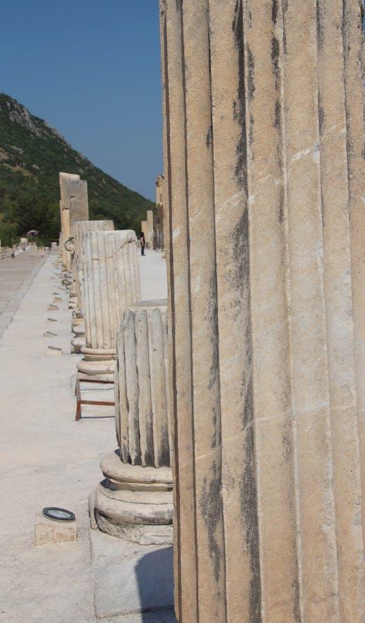 Ágora del griego clásico imágenes de archivo libres de regalías