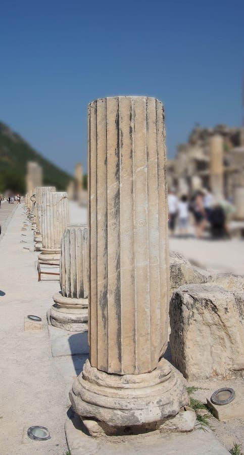 Ágora del griego clásico fotos de archivo