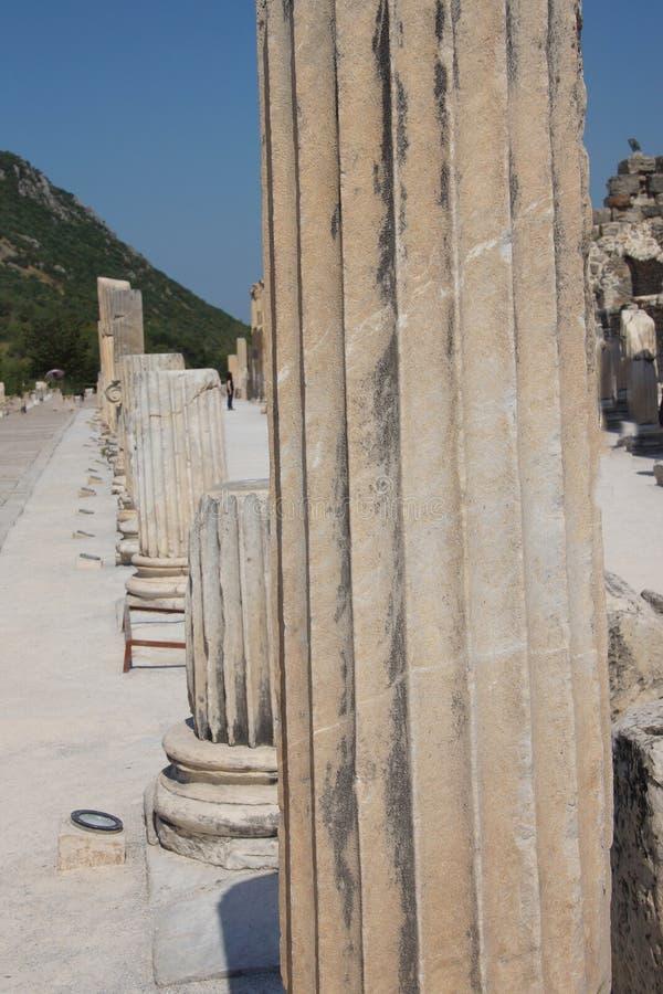 Ágora del griego clásico imagen de archivo libre de regalías