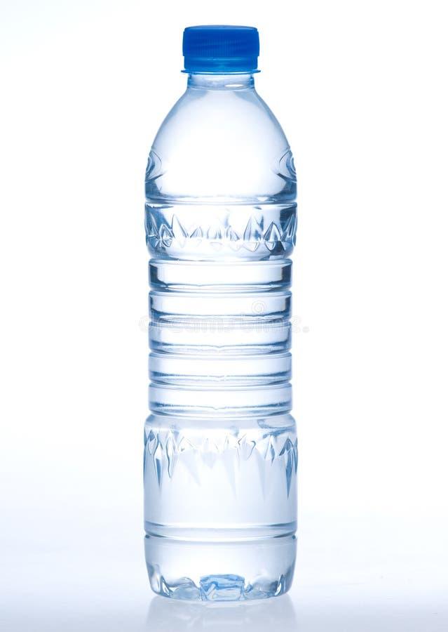 Água bebendo vazia e limpa imagem de stock royalty free