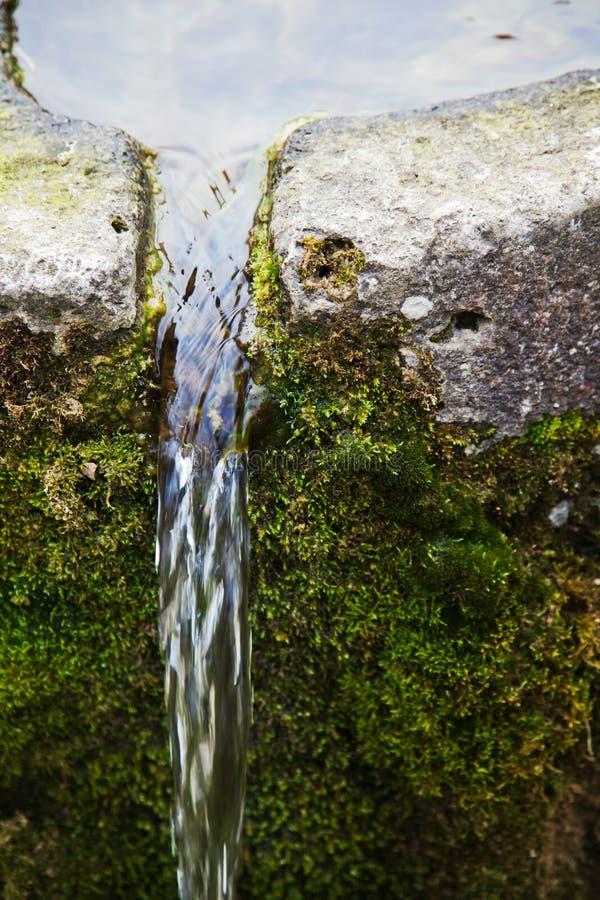 Download Água corrente imagem de stock. Imagem de calha, funcionamento - 29843539