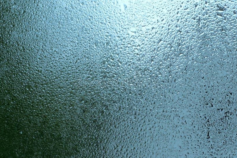 A água de chuva deixa cair o macro imagem de stock royalty free