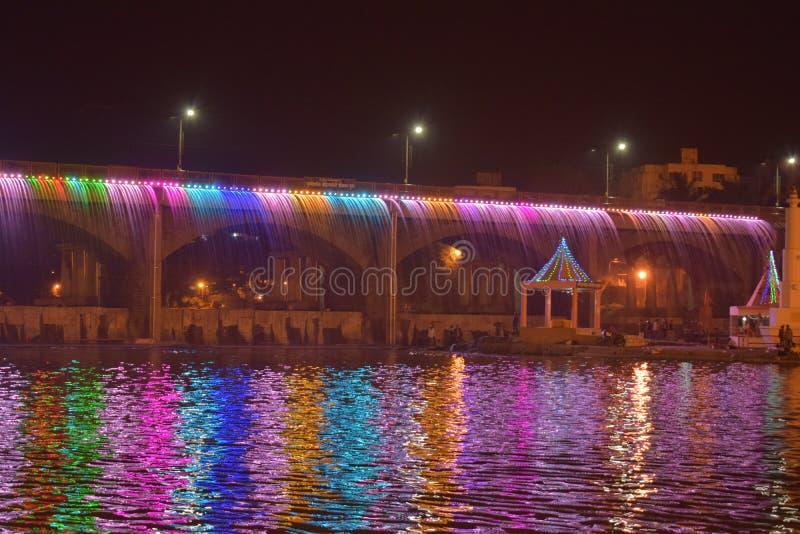 Água de Colourfull imagens de stock