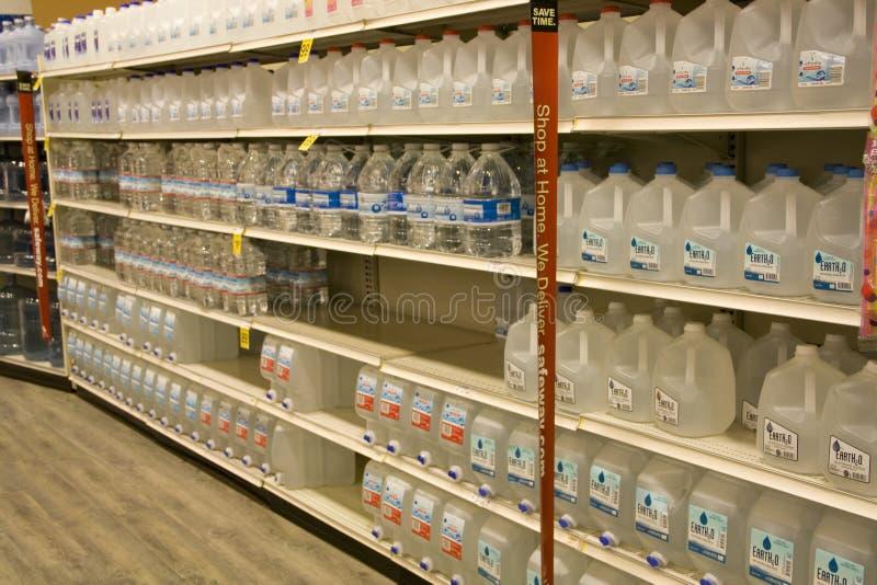 Água de garrafa fotos de stock royalty free