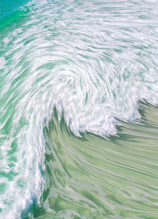 Água de ondulação fotografia de stock royalty free