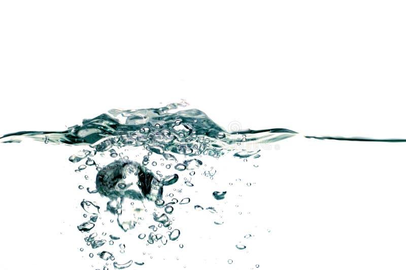 A água deixa cair #18 fotografia de stock royalty free