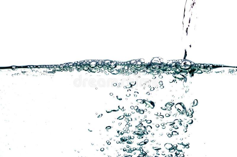 A água deixa cair #26 foto de stock royalty free