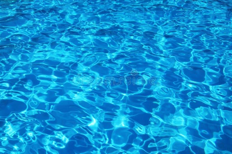 Água desobstruída fotografia de stock
