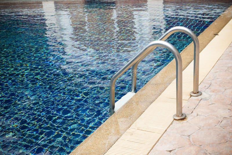 Água e guarda-chuvas imagem de stock royalty free