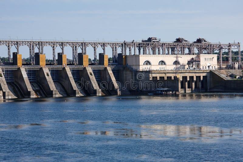 Água, energia elétrica fotos de stock royalty free