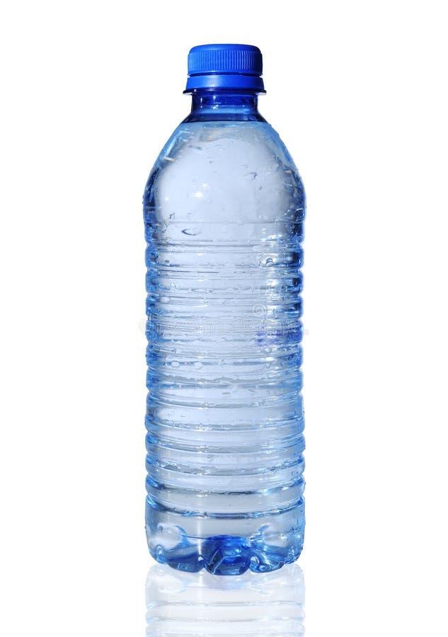 Água engarrafada imagens de stock royalty free