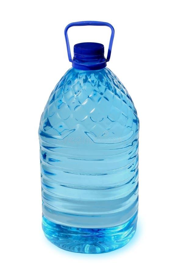 Água engarrafada imagem de stock royalty free