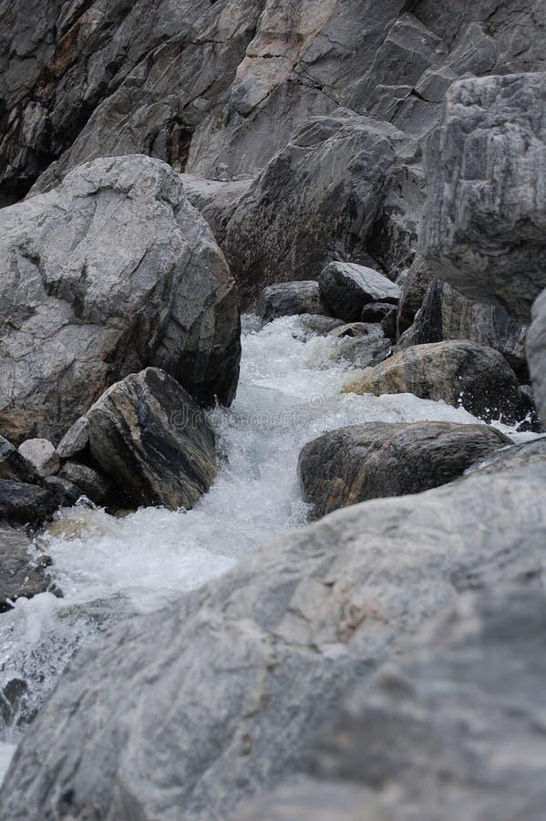Água Glacial fotos de stock