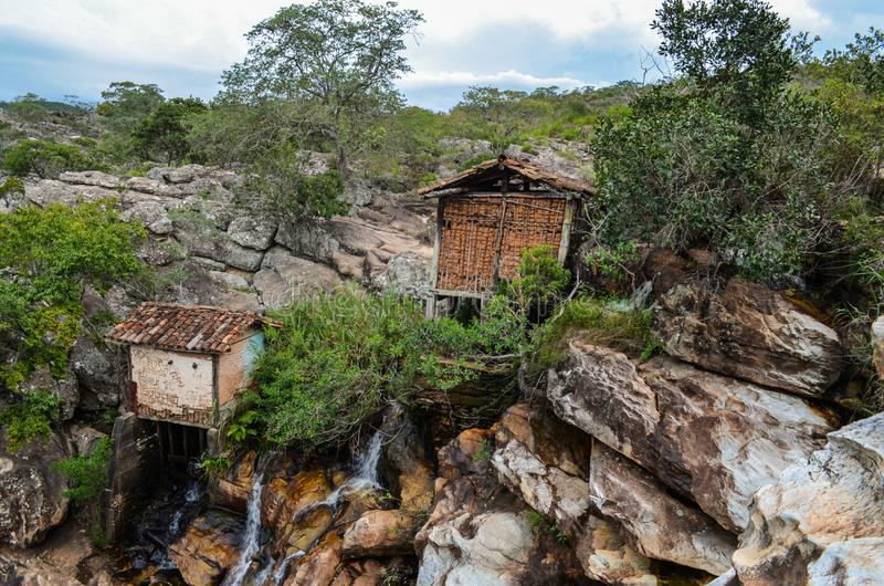 Água mil. fotos de stock royalty free