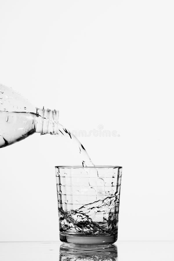 Água mineral imagens de stock
