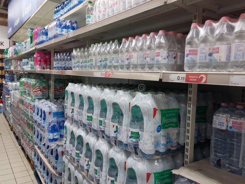 Água mineral foto de stock royalty free
