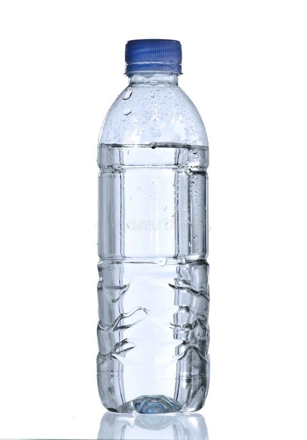 Água no frasco fotografia de stock