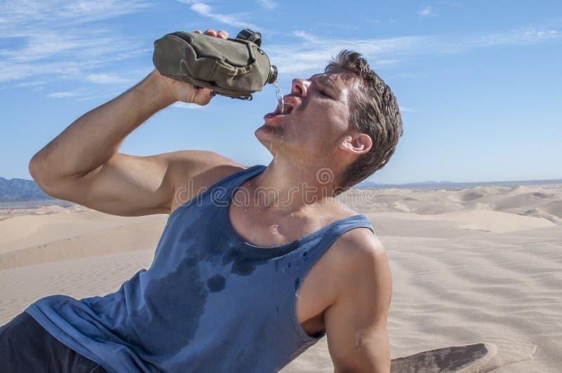 Água obtida imagens de stock royalty free
