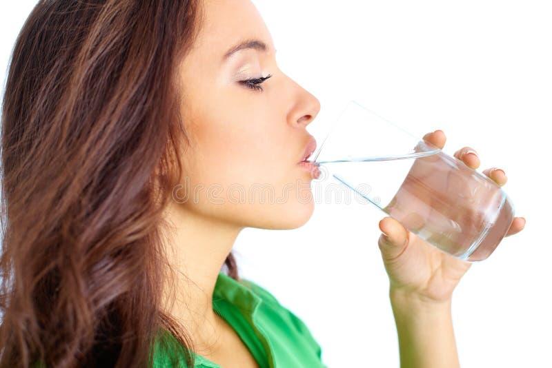 Água potável imagens de stock