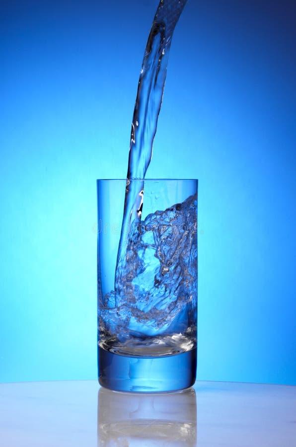 Água pura imagem de stock