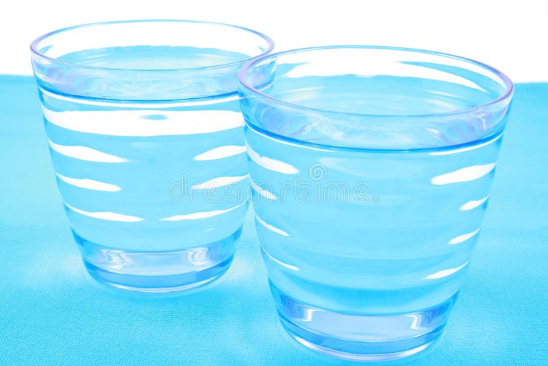 Água pura fotografia de stock royalty free