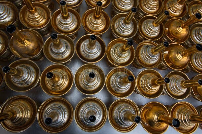 A água santamente do budismo imagens de stock royalty free