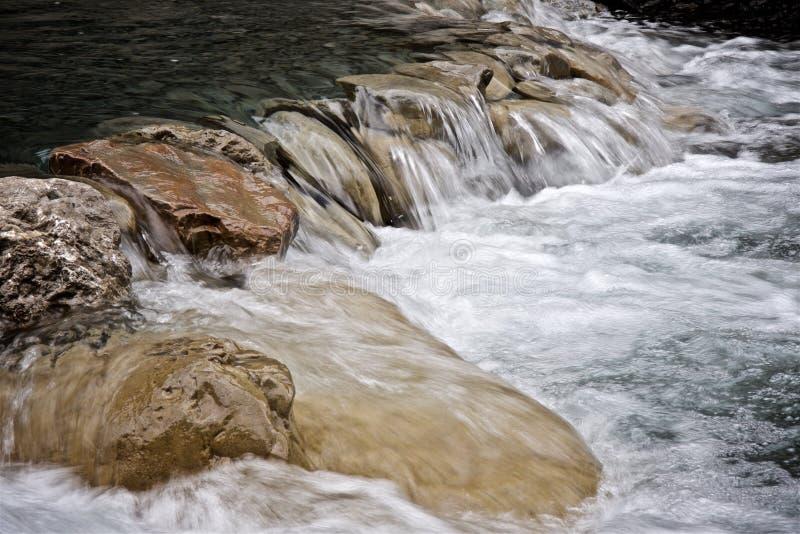 Água Scrambled fotografia de stock