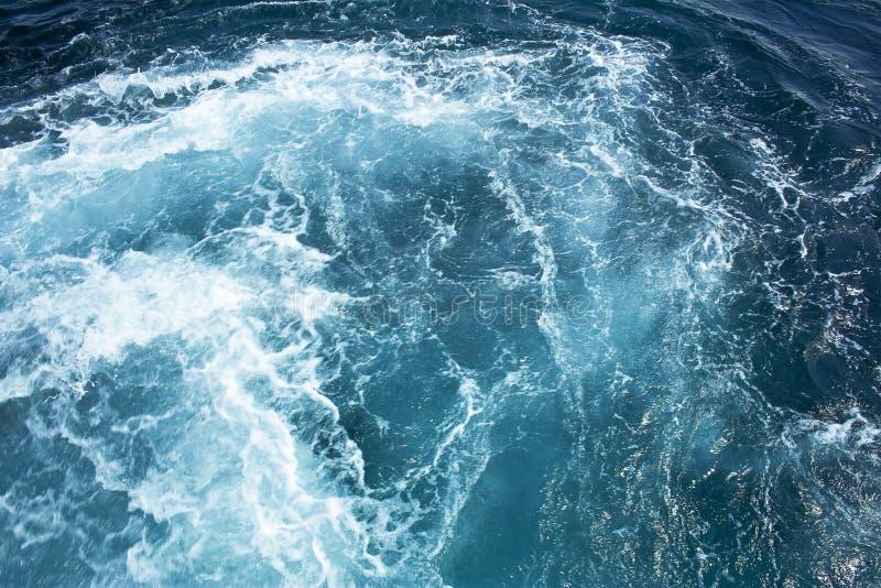 Água Seething imagens de stock royalty free