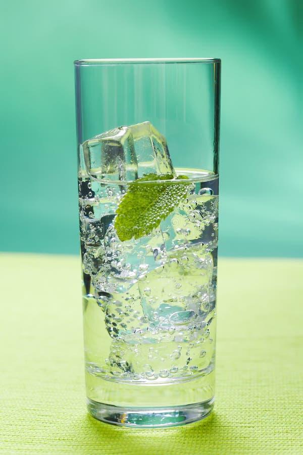 Água Sparkling imagens de stock