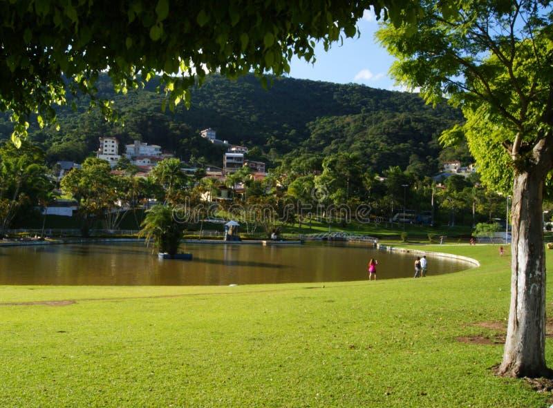 Águas de Lindóia São Paulo Brasil stock photos