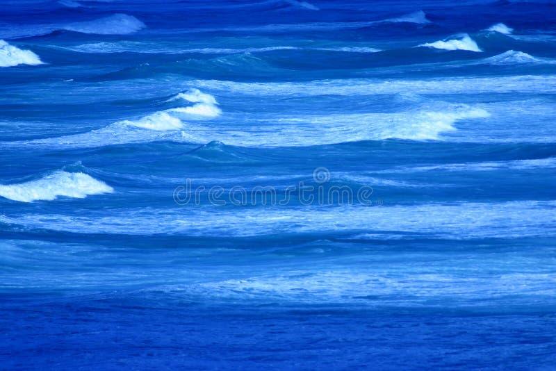 Águas do oceano fotos de stock royalty free