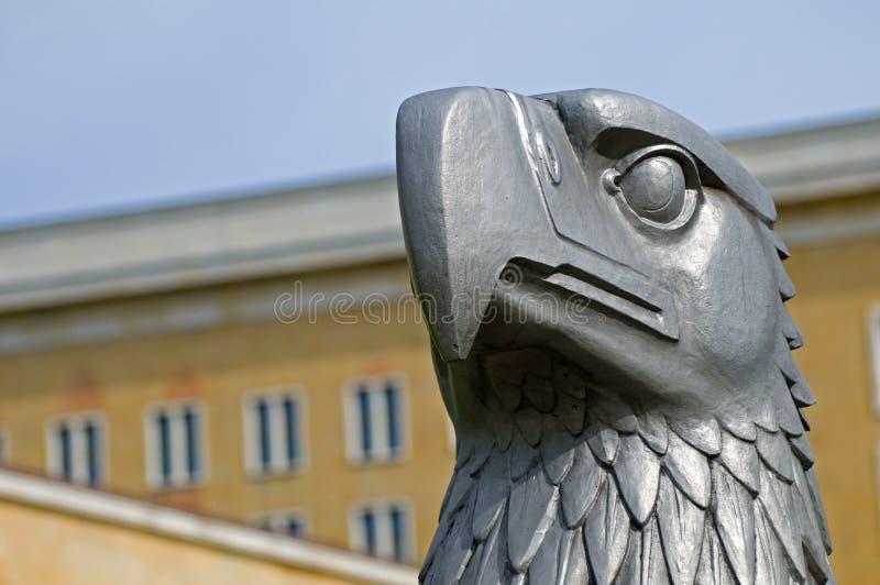 Águia de Tempelhof imagens de stock royalty free