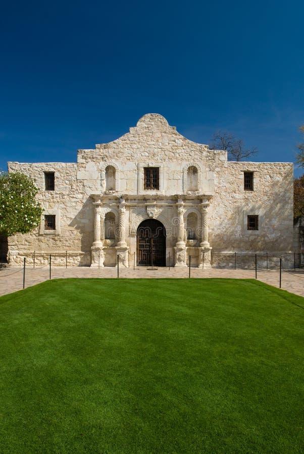 Álamo San Antonio Tejas imágenes de archivo libres de regalías