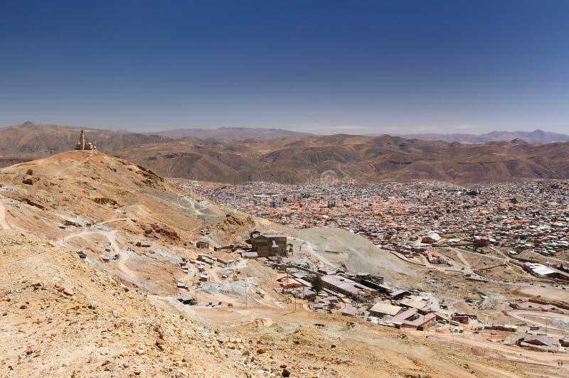 Ámérica do Sul - Bolívia, Potosi fotos de stock