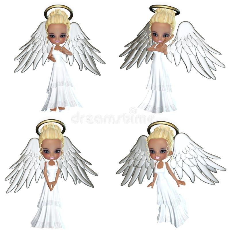 Ángel 1 libre illustration
