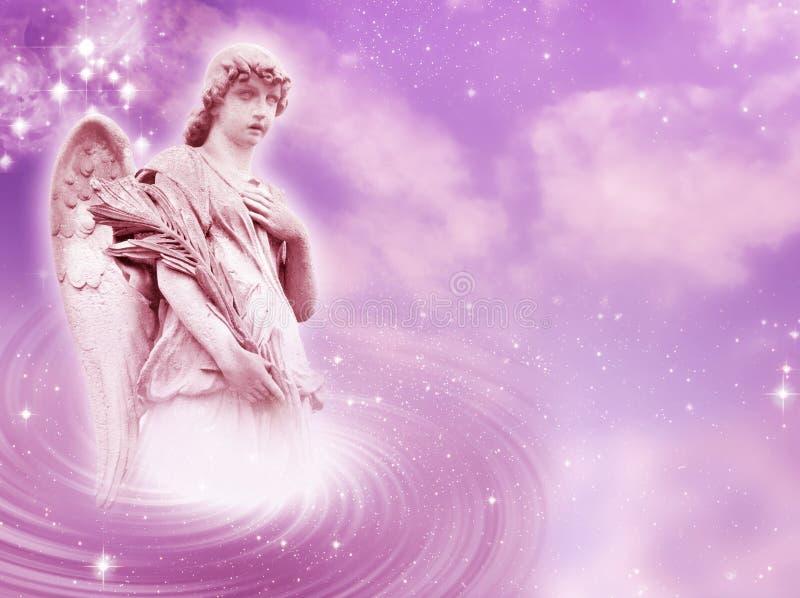 Ángel de la paz imágenes de archivo libres de regalías