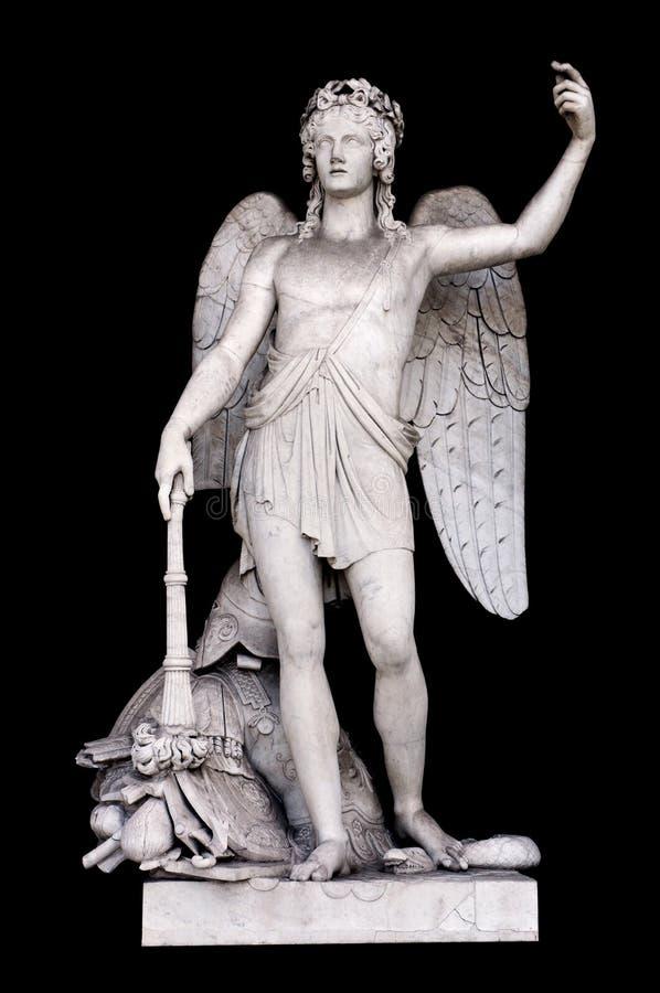Ángel de los artes imagen de archivo libre de regalías