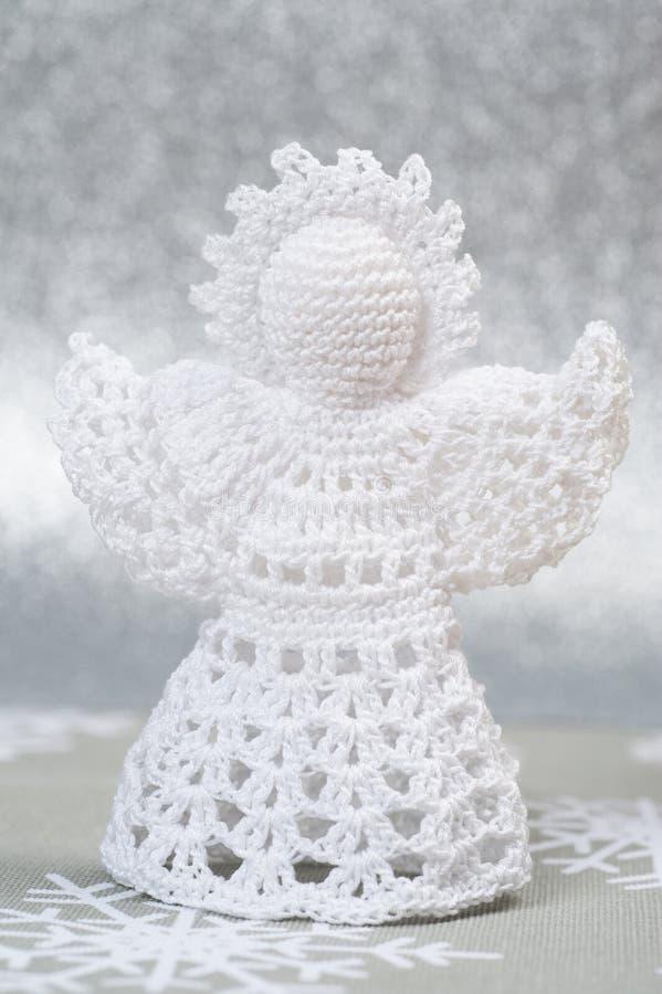 Asombroso El Modelo Del ángel Ganchillo Fotos - Manta de Tejer ...