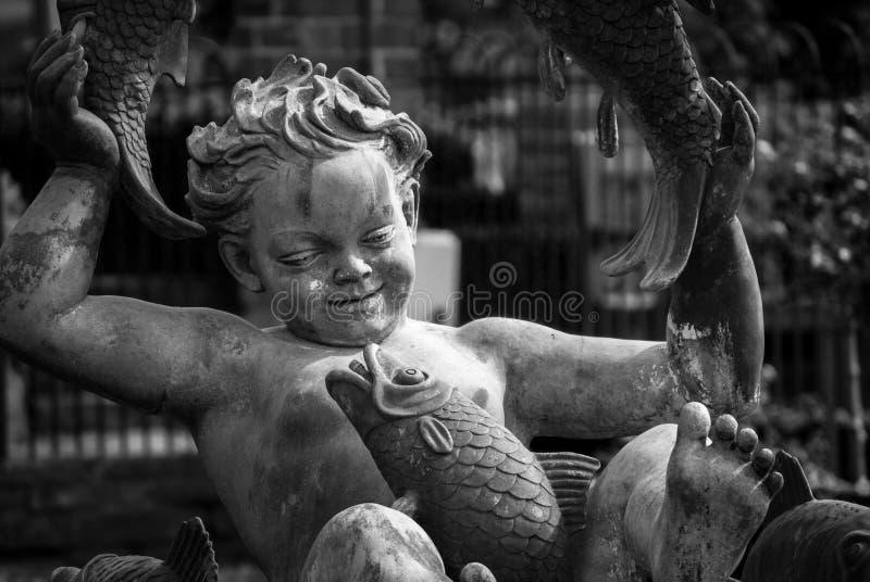 Ángel feliz imágenes de archivo libres de regalías