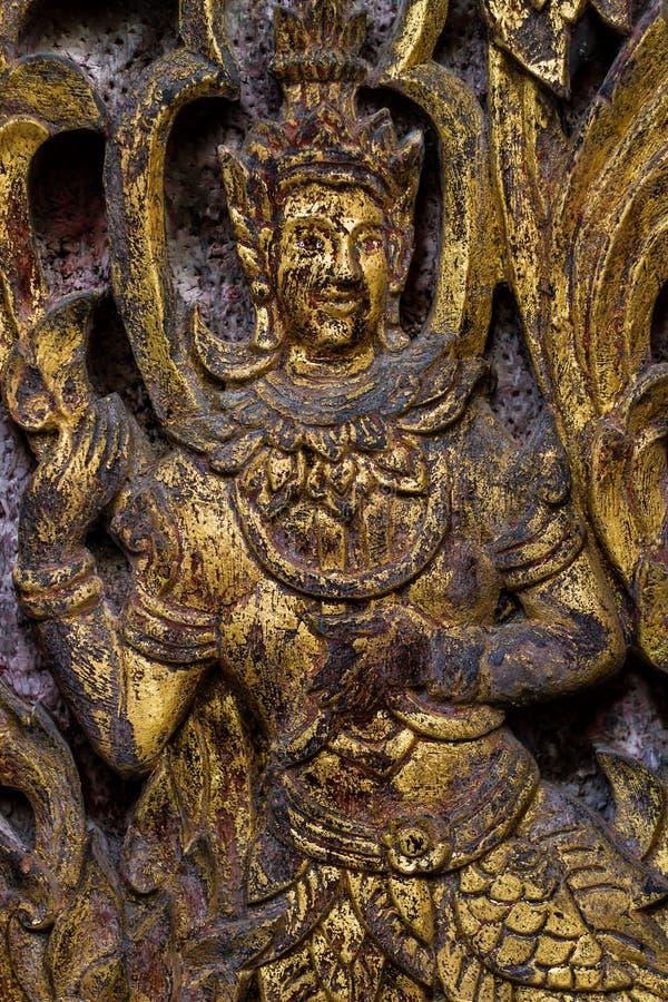 Ángel tailandés fotografía de archivo libre de regalías