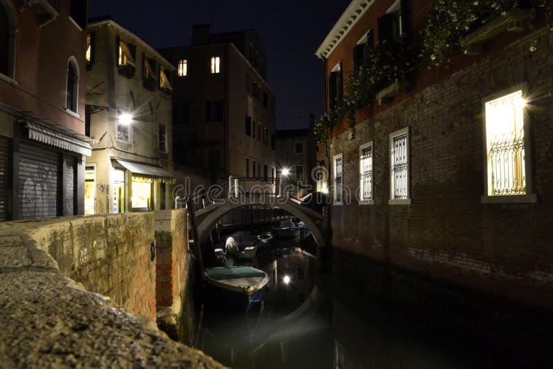 Ángulo en Venecia, Italia imagenes de archivo