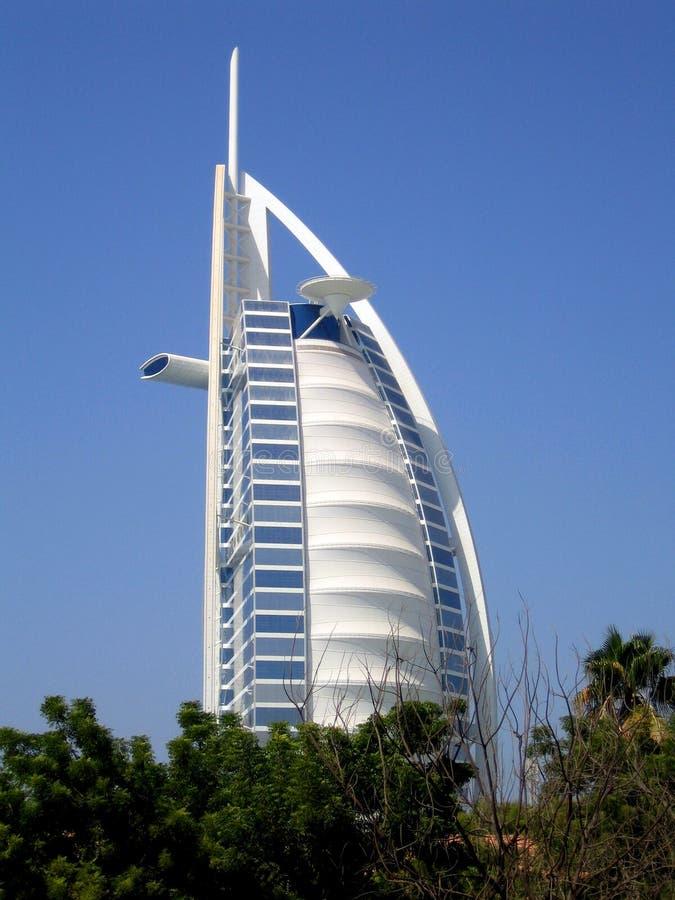 Árabe do Al de Burj em Dubai
