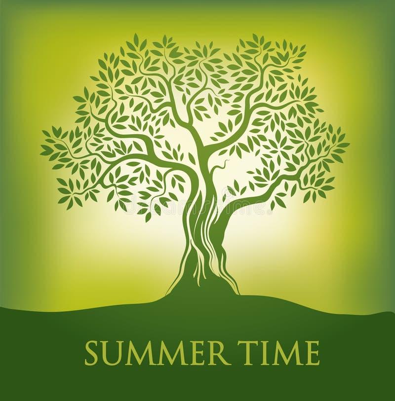 Árbol Adultos jovenes Primavera libre illustration