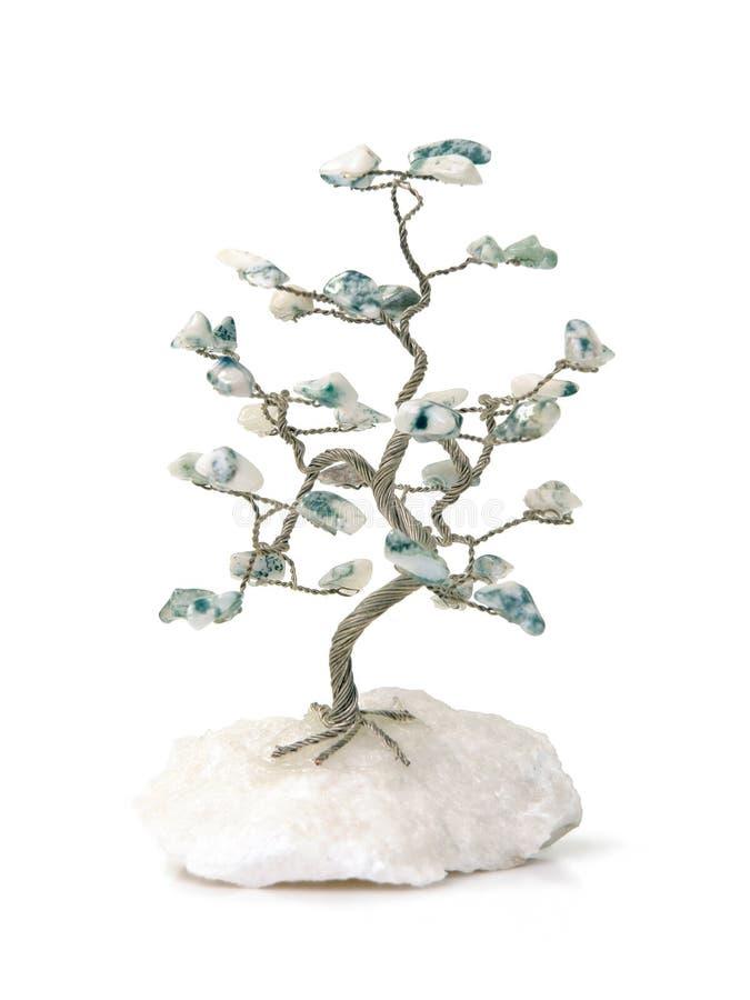 Árbol de la fortuna imagen de archivo libre de regalías
