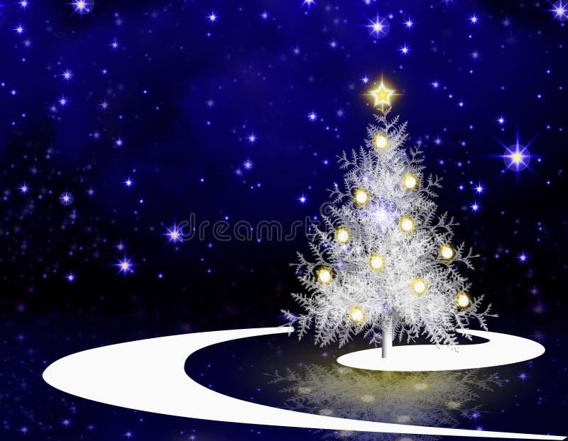 Árbol de navidad. libre illustration