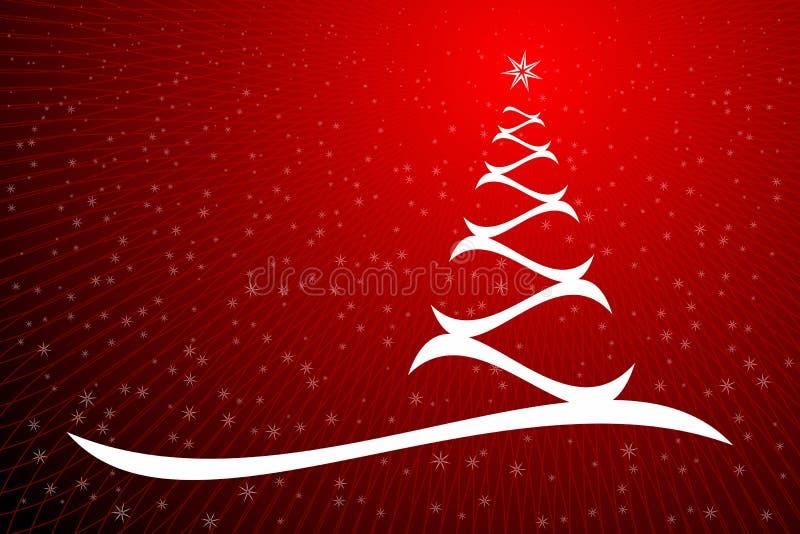 Download Árbol de navidad ilustración del vector. Ilustración de vector - 7277939