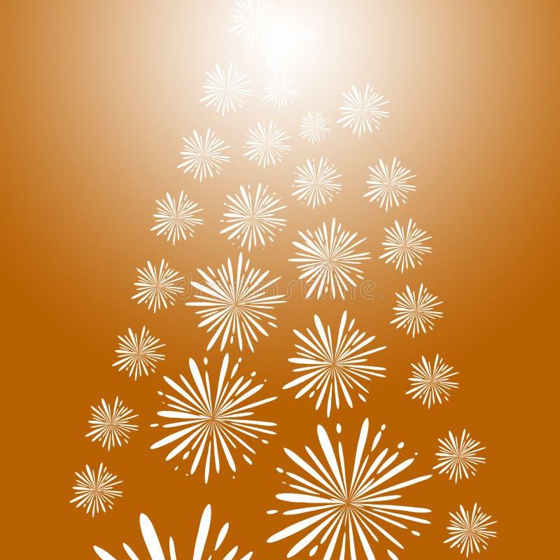 Download Árbol de navidad ilustración del vector. Ilustración de gráfico - 7286869